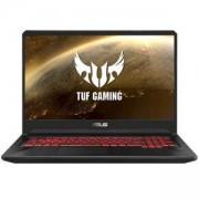 Лаптоп Asus TUF Gaming FX705DT-AU013, AMD Ryzen 7-3750H 2.3GHz (4.0GHz, 6MB), 17.3 FHD (1920x1080), HDD 1TB 5400rpm, GeForce GTX1650, 90NR02B2-M00500