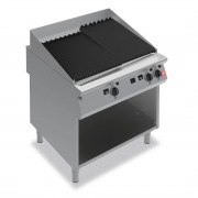 Falcon F900 Chargrill on Fixed Stand Propane Gas G9490