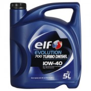 Elf Evolution 700 Turbo Diesel 10W-40 5 Litre Can