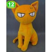 "Fruits Basket Kyo Sohma 12"" Neko Cat Anime Plush Animal Figure GE6019"