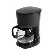 Cafetiera Heinner HCM-750BK, 750W, 1.25L, anti-picurare, mentinere cald, negru