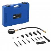Cylinder Compression Tester - 0-70 bar - 80 mm pressure gauge - 35 cm hose