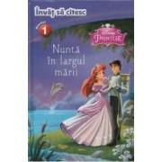 Disney Printese. Nunta in largul marii - Nivelul 1