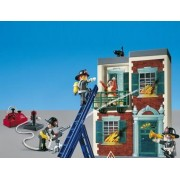 Playmobil Fire Set Rescue