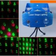Proiector Laser XX-611 pentru sarbatorile de iarna, de interior