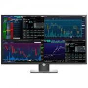 Монитор Dell P4317Q, 42,51 инча 4K LED, IPS Panel Anti-Glare, 8ms, 1000:1 DCR, 350 cd/m2, 3840x2160 Ultra HD, USB 3.0, HDMI/MHL, Display Port, RS232,