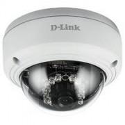 D-Link Vigilance DCS-4602EV Full HD Outdoor Vandal-Proof PoE Dome Camera - netwerkbewakingscamera