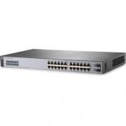 Switch 1820 24 porturi Gigabit 2 porturi SFP Layer 2 Web managed