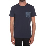 Volcom Shirt Barko PKT-A4331659 NVY L