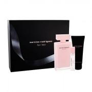 Narciso Rodriguez For Her confezione regalo eau de parfum 100 ml + lozione corpo 75 ml + eau de parfum 10 ml Donna
