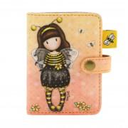 Kártyatartó - Gorjuss - Bee - Loved (Just Bee - Cause)
