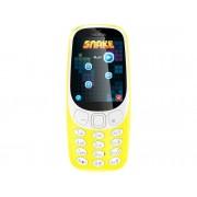 Nokia Teléfono móvil NOKIA 3310 (2.4'' - 2G - Amarillo)