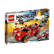 Lego Ninjago: X-1 Ninja Charger, Multi Color