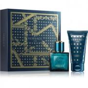 Versace Eros coffret VII. Eau de Toilette 30 ml + gel de duche 50 ml