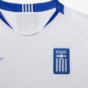 Футбольное джерси для школьников 2018 Greece Stadium Home