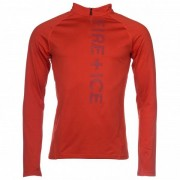 Fire+Ice - Marian - T-shirt technique taille XL, rouge