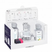 Maison Berger Paris Lampe Coffret Essentielle Ronde 220 Ml