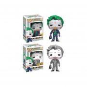Funko Pop 2 Joker With Kisses Con Chase De Batman Exclusivo