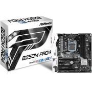 ASRock B250M Pro4, Intel B250 Mainboard - Sockel 1151