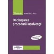 Declansarea Procedurii Insolventei - Csaba Bela Nasz