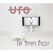 UFO The monkey puzzle CD standaard