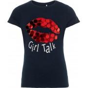 Name it Icon Mia T-Shirt, Dark Sapphire 116