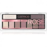 Catrice The Dry Rosé Collection paletă cu farduri de ochi culoare 010 Rosé All Day 10 g