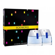 Iceberg Effusion for Men Gift Set: EdT 75ml+After Shave Splash 75ml