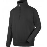 Würth MODYF Werksweater met rits Job+, Zwart