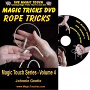 Magic Tricks Dvd An Amazing Magic Tricks Dvd Collection Of Classic Rope Tricks And Stunning Magic Tricks With Rings And Strings, All Fully Demonstrated And Explained In Easy To Follow, Step By Step Videos. A Must For Both Experienced Magician And Magical