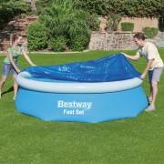 Bestway Покривало за басейн Fast Set, 305 см