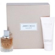 Jimmy Choo Illicit lote de regalo II. eau de parfum 60 ml + leche corporal 100 ml