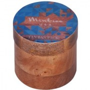 Mintree Tan Ban Pack (D-tan Body Mask) Blueberry 250gms