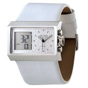 EOS New York Contrast Watch White 202SWHT