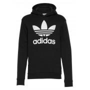 Adidas ORIGINALS Bluza 'Trefoil' Czarny / Biały 134,152,128