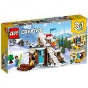 Lego Creator Vacanta De Iarna Modulara 31080