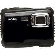 ROLLEI 10066 - Unterwasserkamera, 5 MP, 8-fach Zoom, schwarz