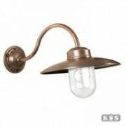 KS Verlichting Wandlamp Stallamp Landes Brons