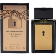 Antonio Banderas The Golden Secret eau de toilette para hombre 50 ml