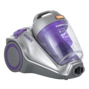 Vax - Power Advance Bagless Barrel Vacuum Cleaner in Purple
