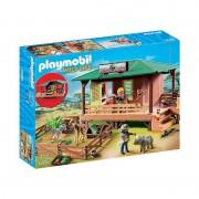 Playmobil costruzione caserma dei rangers 6936
