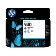 HP Cabeca de Impressao Officejet Nº940 Cian e Magenta