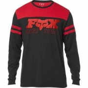 FOX Camiseta Fox Race Team Airline Black