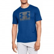 Under Armour Majica Boxed Sportstyle SS Blue S