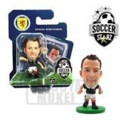 Figurina Soccerstarz Scotland Charlie Adam 2014