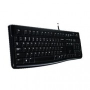 LOGITECH KEYBOARD K120 FOR BUS - BLK - ITA - USB