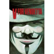 V for Vendetta 30th Anniversary, Hardcover