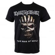 t-shirt metal uomo Iron Maiden - Book Of Souls - ROCK OFF - IMTEE44MB