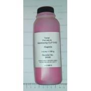 Тонер бутилка (Magenta) 160 гр