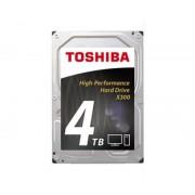 Toshiba X300 4TB disco duro interno Unidad de disco duro 4000 GB Serial ATA III